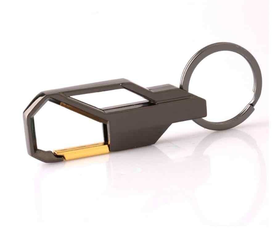 หนังโลหะรถ Key Chain พวงกุญแจ keyring สำหรับ Skoda Opel DAF รถบรรทุก RAM Paccar Ford Otosan Chrysler