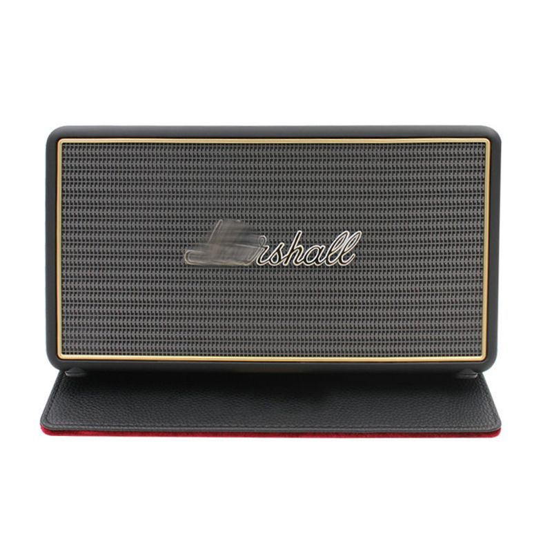 2019 Foldable With Magnetic Suction Function Portable Protective Cover Bag Cover Case For Marshall Stockwell Portable Speaker