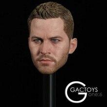 Фонарь gc028 масштаб 1/6 игрушки «газиши» модель мужской головы