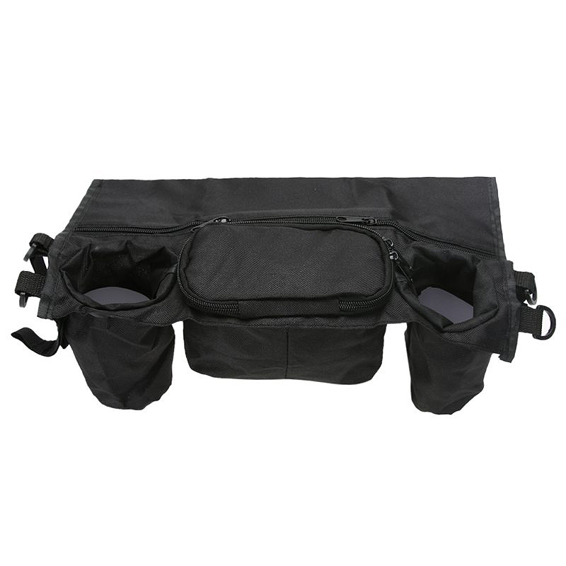 Pouch Storage Bag For Stroller, Strollers Hang The Bag,Storage Bag From The Bottle,Guadai Stroller