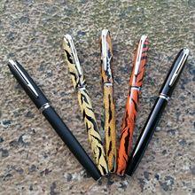 Bobby Launch Jinhao 996 Fountain pen Fude Nib Converter Pen 5 Styles Optional