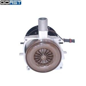 Image 5 - 送風機モーター駐車ヒーター 5KW 12 v 24 v ビッグ葉アセンブリ燃焼空気ファンため eberspacher D4 空気ディーゼルトラック自動車部品
