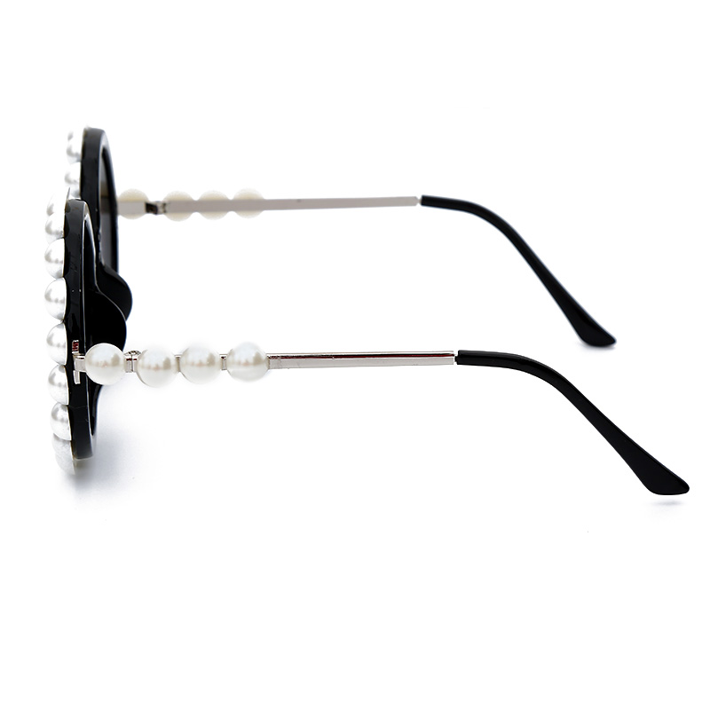 Sublime Fashion Round Sunglasses 140mm 5