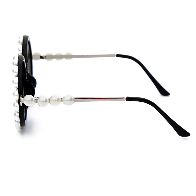 Sublime Fashion Round Sunglasses 140mm 5