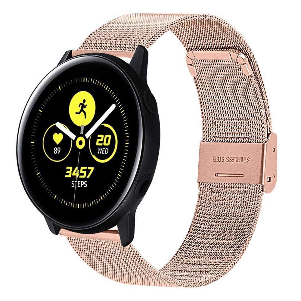 Купить ремешок из нержавеющей стали для samsung galaxy watch 42 мм/watch