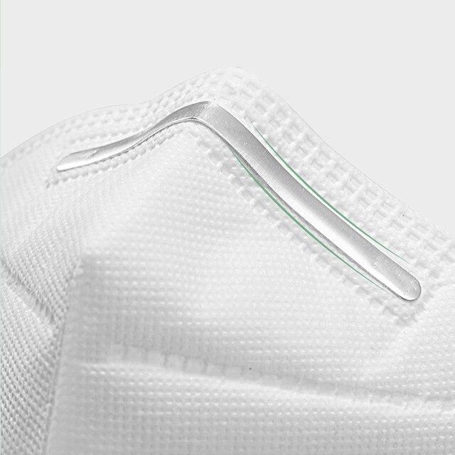 10/50/100pcs KN95 Mask Antivirus Flu Anti Infection Face Masks Particulate Respirator PM2.5 Protective Safety Same as KF94 FFP2 4