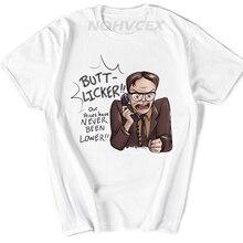 Summer The Office Dwight Schrute TV Show Men's Adult T-Shirt