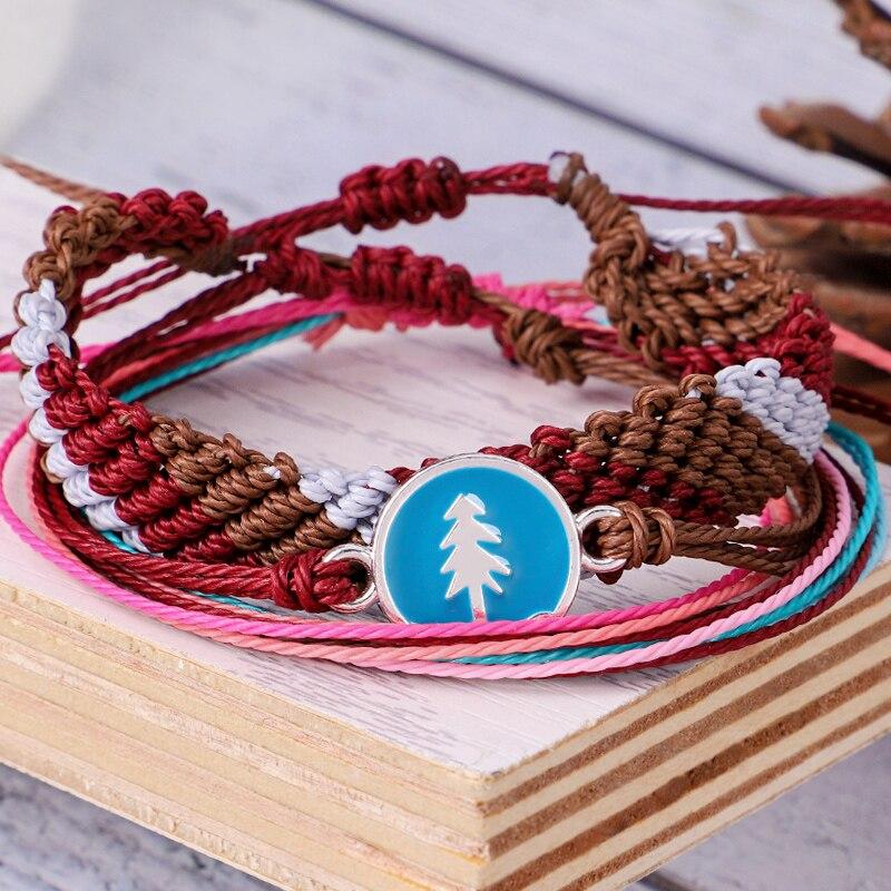 Nature Oasis Bracelet Pack 4