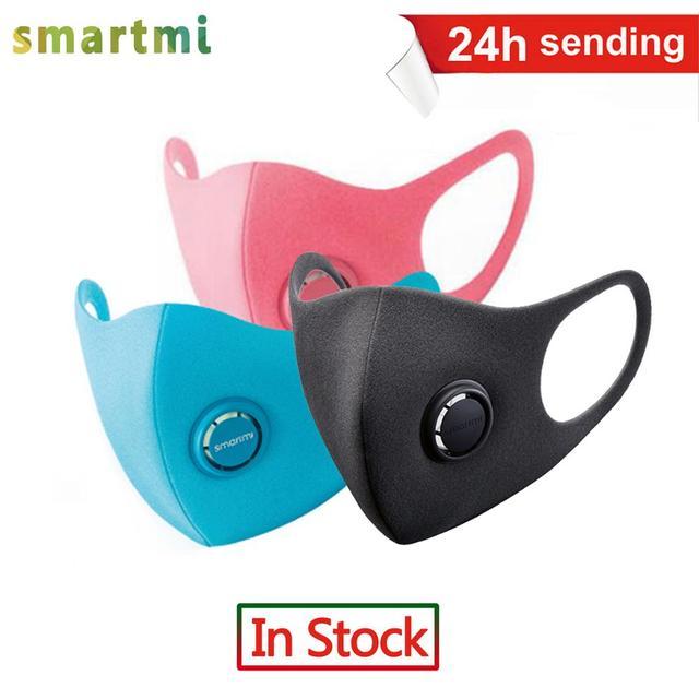 Smartmi breathlite anti-smog mask forChildre Kid Mask 3pcs Children's Protection against droplet  Haze-Proof Powerful Filtration