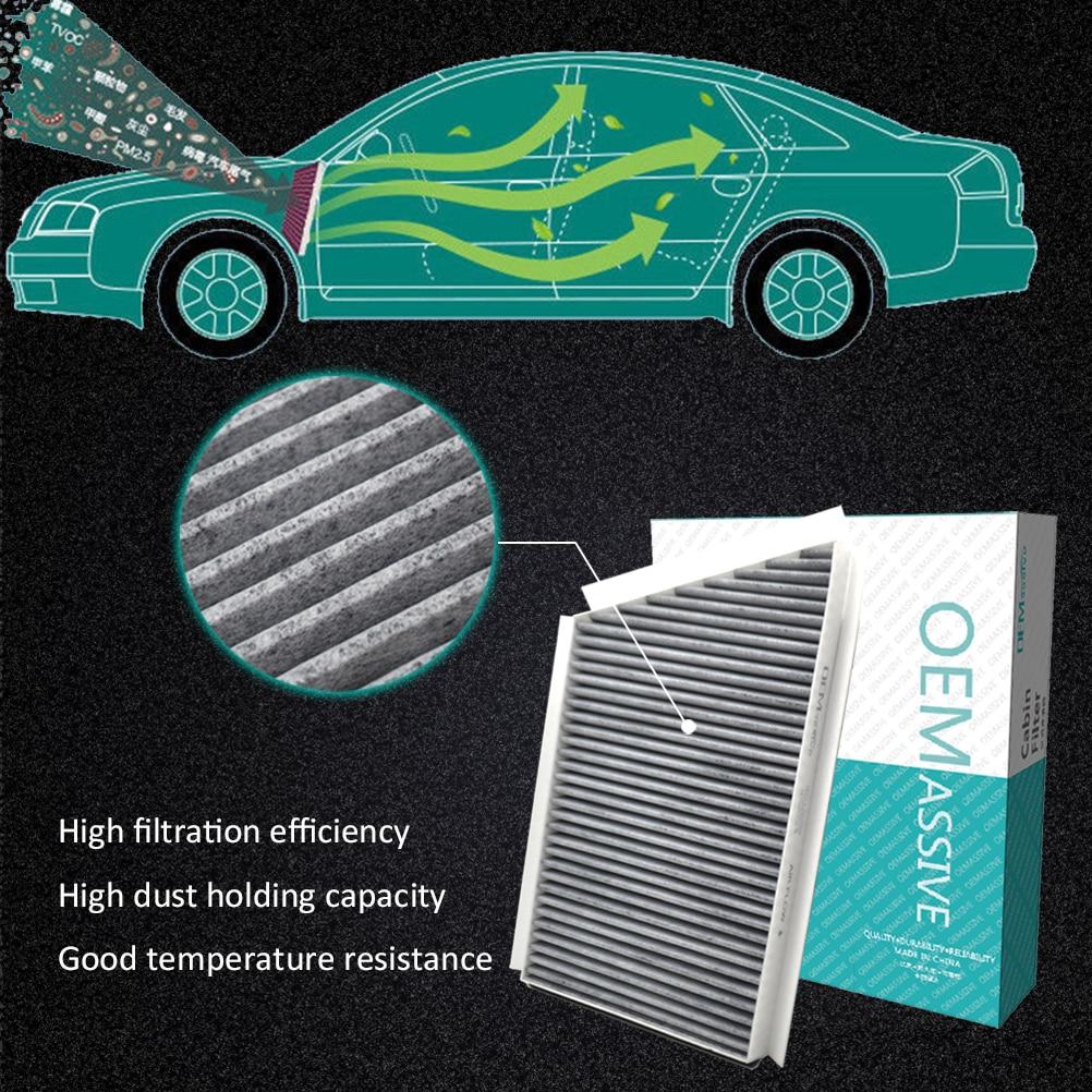 Mann Activated Carbon Cabin Pollen Filter BMW 6 5 Series Alpina B5 E64 E63 E61