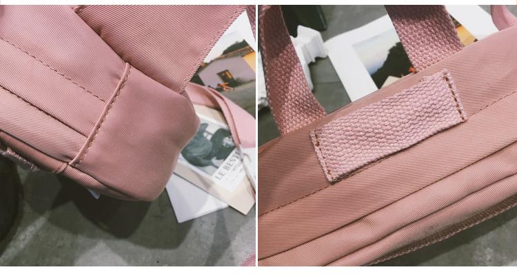 Menghuuo Waist Bag Women Fanny Packs Belt Bag Luxury Brand Nylon Chest Handbag 5 Colors 2018 New Fashion Hight Quality Waist Bag_43-1