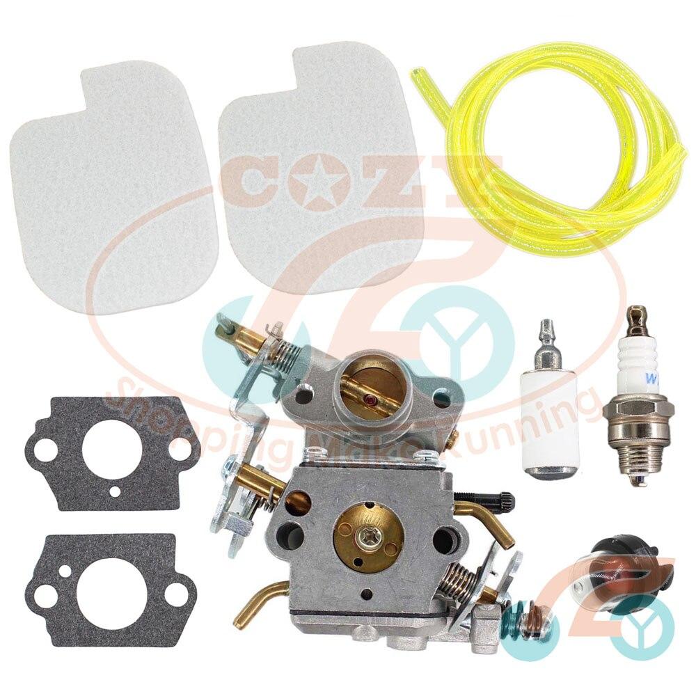 Carburateur Carb Primer Ampoule pour Poulan Craftsman P3314 P3416 P3516PR 545070601