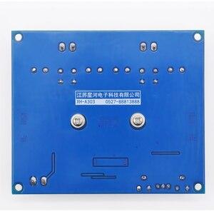 Image 3 - XH A303 предустановленный op amp TPA3116D2 цифровой усилитель мощности TPA3116 стерео 120 Вт + 120 Вт аудио усилитель