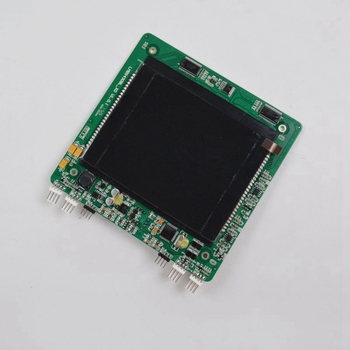 1pcs Otis parallel outbound LCD display LMBS430BL-XO 4.3 inch board elevator accessories AQ1H310 elevator display board km853300g13 853303h03