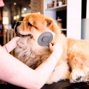 Image 2 - Benepaw verimli kendini temizleme Slicker Pet bakım fırçası küçük büyük köpekler kediler rahat güvenli kaymaz tarak evcil hayvanlar için