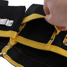 Multi-functional Electrician Tool Bag Waist Pouch Belt Storage Holder Organizer G8TB стоимость
