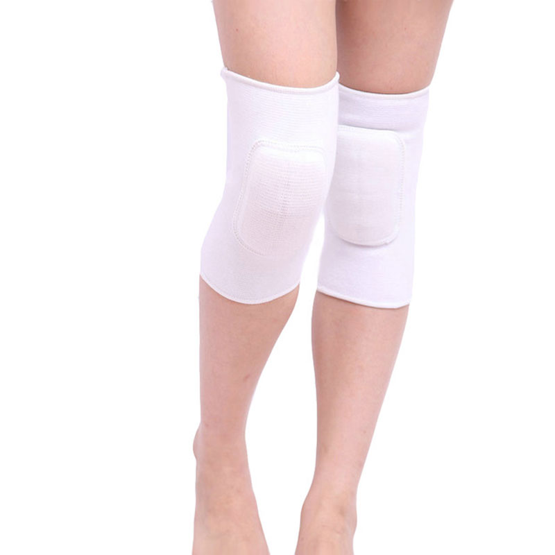 2Pcs Women Kids Dance Volleyball Tennis Knee Pads Baby Crawling Safety Knee Support Sport Kneepads Children Knee Protection 2020
