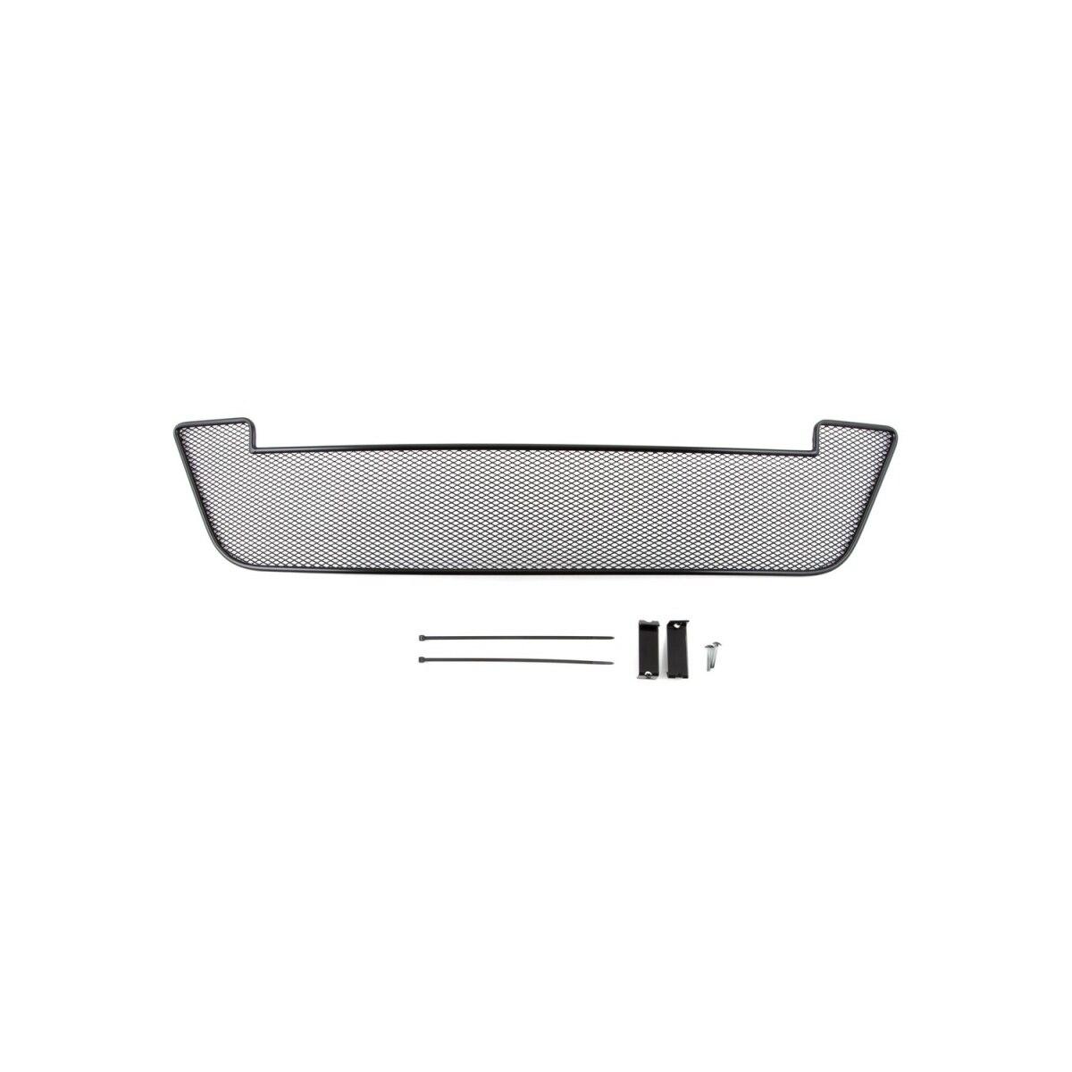 Сетка на бампер внешняя для nissan almera 2013 >, черн., 10 мм (ниссан альмера) Навесы и укрытия    АлиЭкспресс