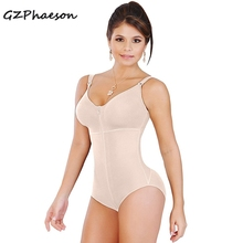 6XL Body Shaper Women Slimming Shapewear Sexy Thong Overbust Corset Bodysuit Modeling Strap Full Butt Lifter Panties