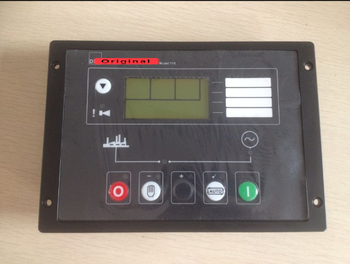 Generator Controller DSE710 or BC710 Automatic start for Diesel set self-starting 15 kW 10KW control panel
