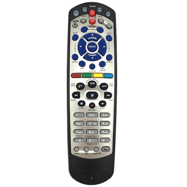 חדש שלט רחוק עבור צלחת רשת צלחת 20.1 IR / UHF PRO לווין מקלט Controle Remoto טלוויזיה DVD וידאו בקר telecomando