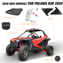 2020 RZR Parts Collection! UTV Accessories For Polaris 2020+ PRO XP 1000 Turbo S 900 4