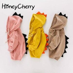 Image 1 - 2020 아기 Bodysuits 코 튼 까마귀 아래쪽 커버와 크롤링 양복 아기 어린이 핑크 Bodysuit 아기 소녀 옷