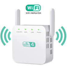 Wireless WiFi Repeater WiFi Extender Antenna WiFi Booster 2.4G Wi Fi Amplifier Long Range Signal Wi-Fi Repiter Wlan Repeater 1200mbps 5 8ghz dual antenna wireless wifi repeater wifi signal amplifier wireless router wi fi range extender expand booster ap