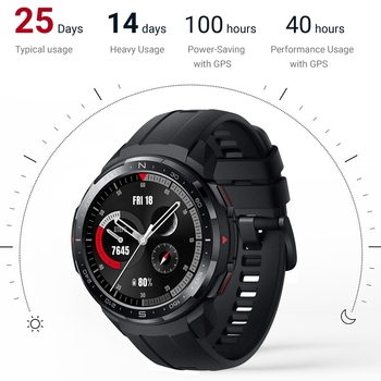 Смарт-часы HONOR Watch GS Pro