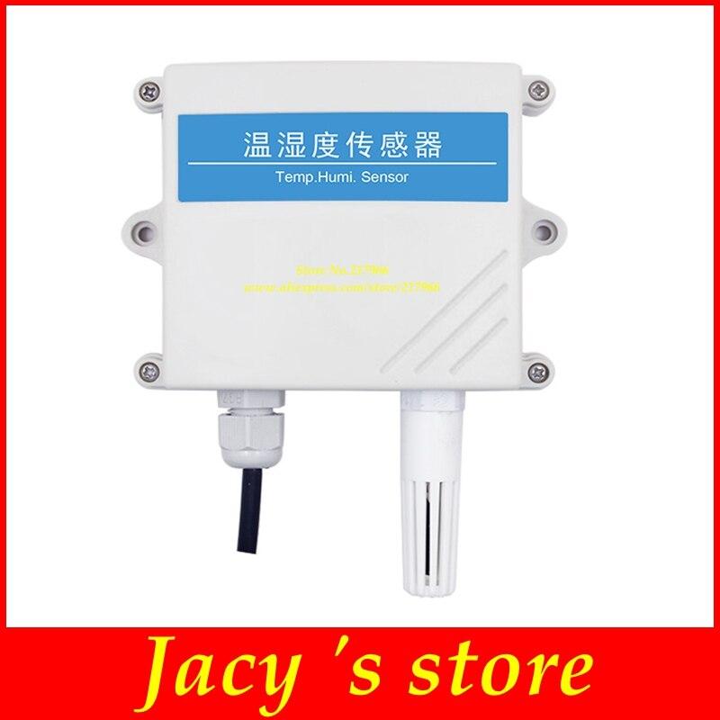 Датчик температуры и влажности 4-20mA 0-10V 0-5V RS485 выход