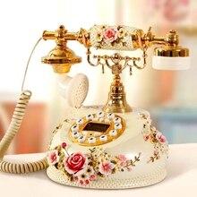 teléfono alámbrico RETRO VINTAGE