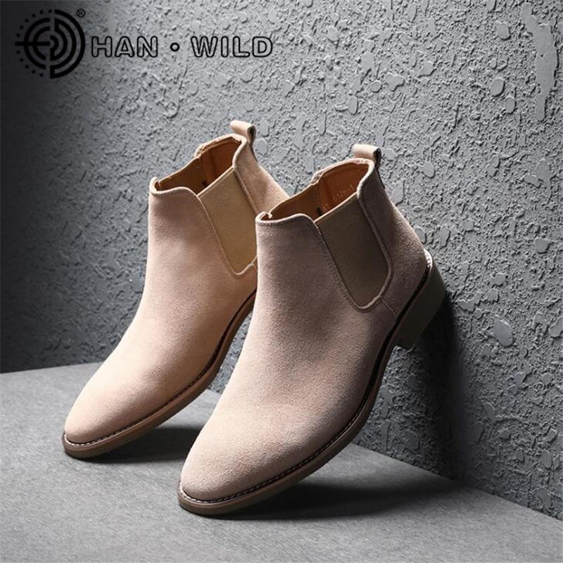 luxury chelsea boots mens