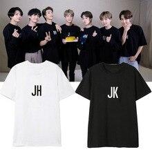 Bangtan7 Name Letter T-Shirt (21 Models)