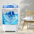 260 Вт портативная мини-стиральная машина для обуви, стиральная машина для обуви, неавтоматическая щетка для обуви, машина для общежития, одн...