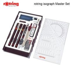 ROtring Master/Junior Isograph stift set zeichnung design Stift 1 Satz/los