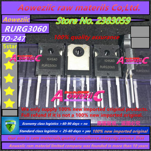 Image 2 - Aoweziic  2016+  100% new imported original  RURG3060 G3060 TO 247 Fast Recovery Diode 30A 600V