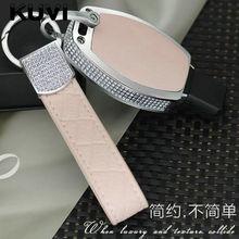 Luxury Diamond Auto Key Crystal Shell Car Smart Key Case Cover for Mercedes-Benz A/B/C/E/ML/GL/S/GLA/GLK/CLS/CLA W204 W205 W212