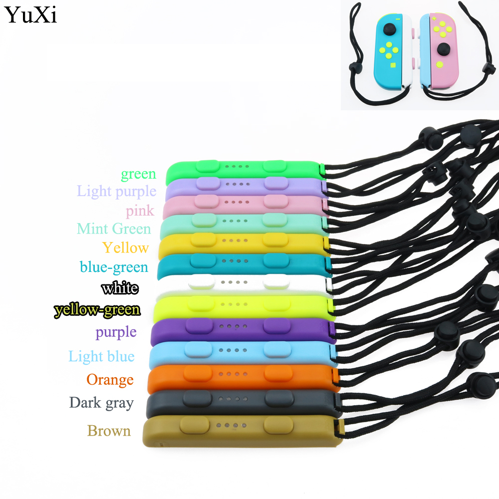 YuXi For Nintend For Switch Gamepad Controller Gamepad Hand Rope Joy-Con Wrist Strap Laptop Video Games Accessories