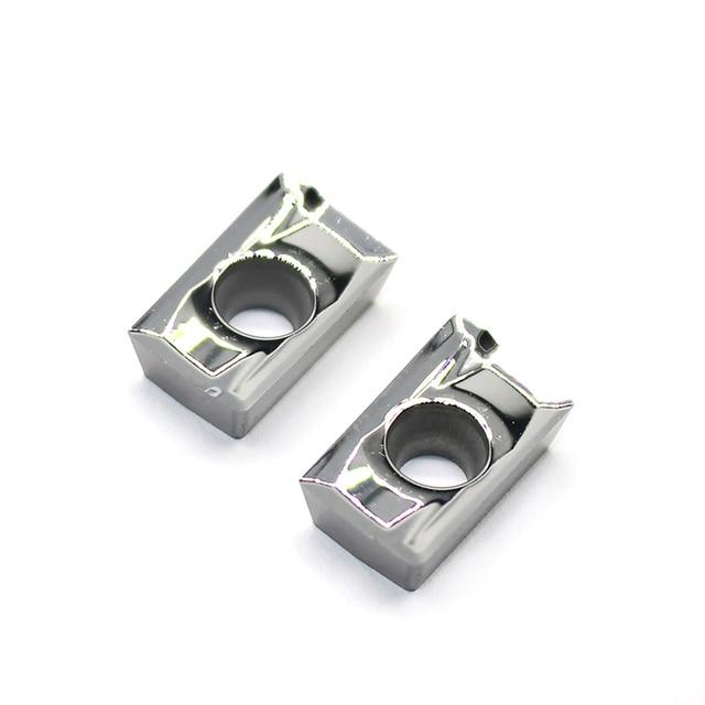 APKT1604 PDFR MA3 H01 100% orijinal alüminyum alaşım bıçak işleme APKT 1604 alüminyum ekler torna kesici aletler dönüm aracı
