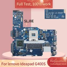 VILG1 G2 LA 9902P Notebook motherboard For Lenovo Ideapad G400S HM75 14 Inch Laptop Mainboard SLJ8E