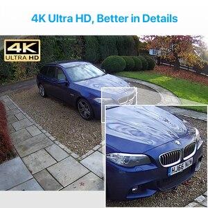 Image 2 - H.View 4K 울트라 HD 비디오 감시 키트 8MP poe ip 카메라 세트 8CH 돔 보안 카메라 CCTV 시스템 H.265 오디오 레코드 Nvr