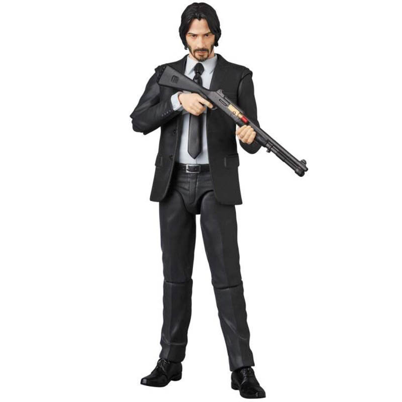 John Wick Chapter 2 Action Figure 15cm 9