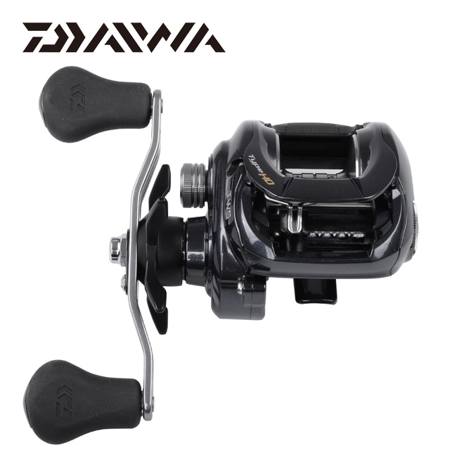 DAIWA TATULA HD TYPE HD Fishing Reels 200H/200HL/200HS/200HSL 7BB Baitcast Reel Gear Ratio 6.3:1/7.3:1 Max Drag 6kg Reel Fishing