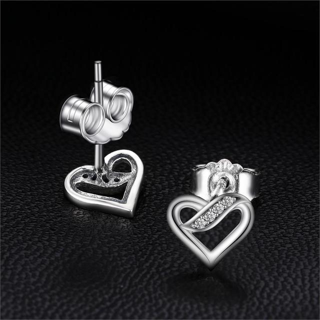Infinite Love Stud Earrings