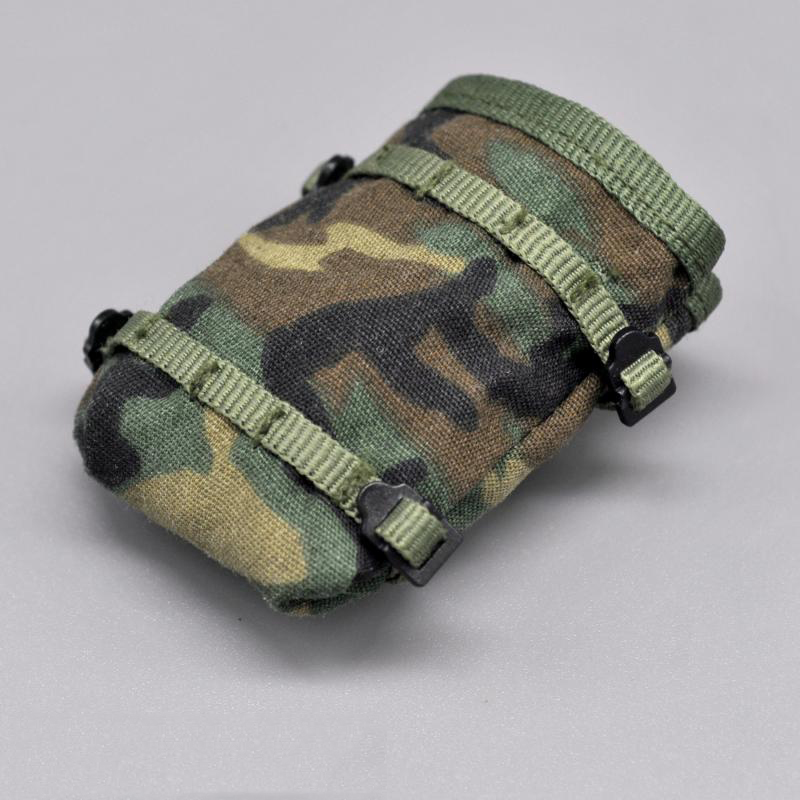 "1//6 Scale Accessories Russian Camouflage Tactical Belt+Bags F 12/"" Action Figure"