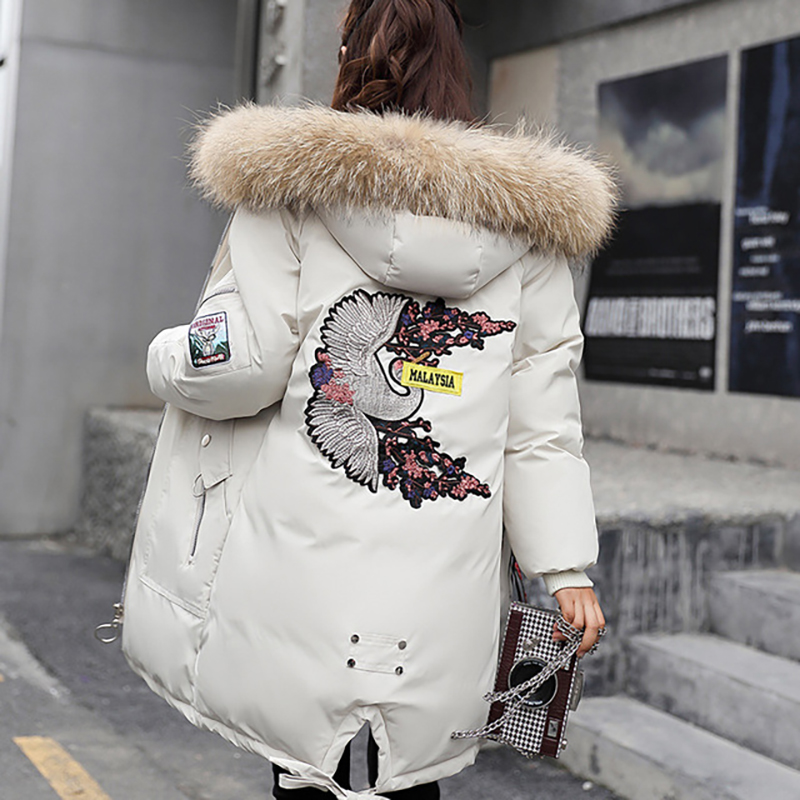 Winter Coats For Pregnant Women Female Womens Winter Jacket Coat Thick Cotton Warm Jacket Womens Outwear Pregnancy Clothing