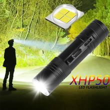 90000lumens flashlight xhp70.2 Ultra Bright Lamp usb Zoom linterna led torch xhp70 xhp50 18650 or 26650 Best Fishing Camping