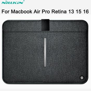 NILLKIN laptop bag Macbook Air Pro Retina 13 15 16 laptop case For Macbook Air 13 case Waterproof Macbook case For MacBook Pro13 фото