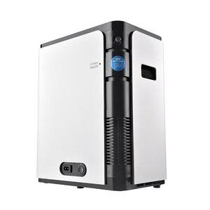 Image 4 - In Voorraad Zuurstof Generator 1 6L/Min Verstelbare Portabl Zuurstofconcentrator Verneveling Machine Generator Luchtreiniger Thuis AC220V