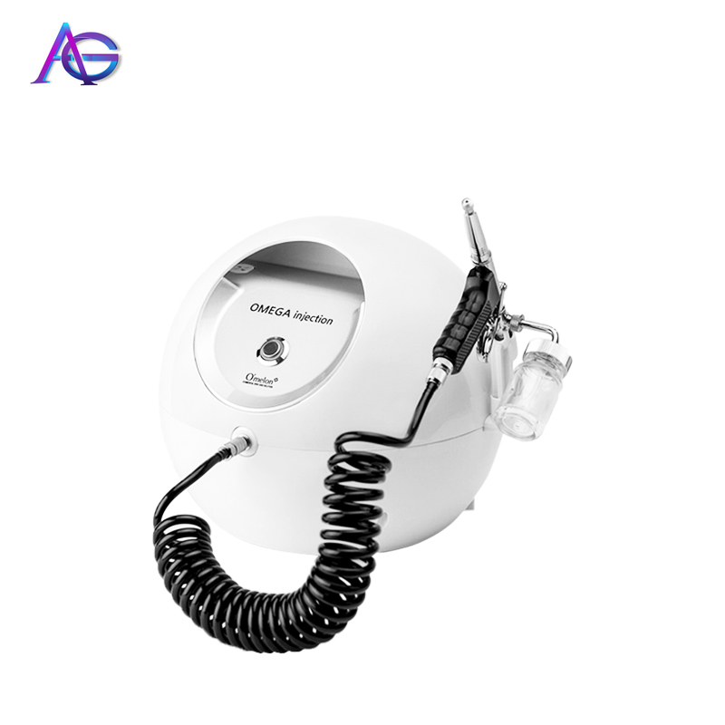 Adg Factory Price Facial Care Deep Cleaning Oxygen Jet